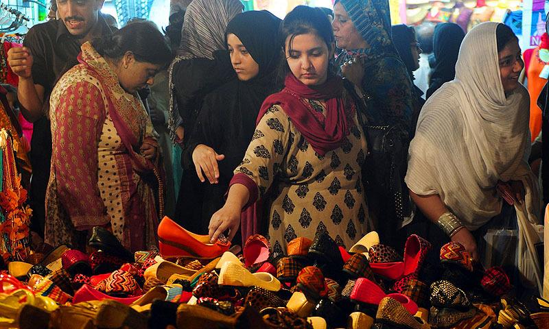 दिल्ली में खरीदारी