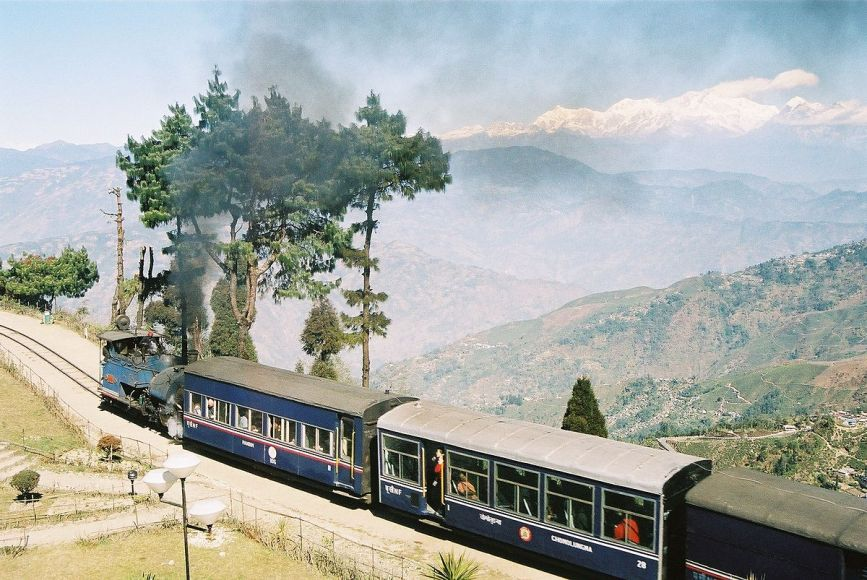 Toy Train Kalka to Shimla