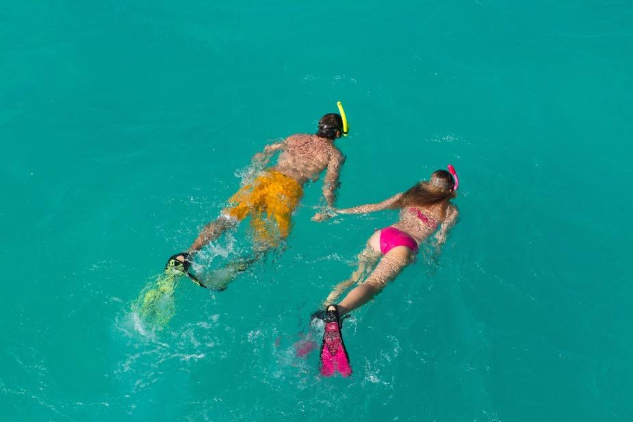 Andaman beach of love
