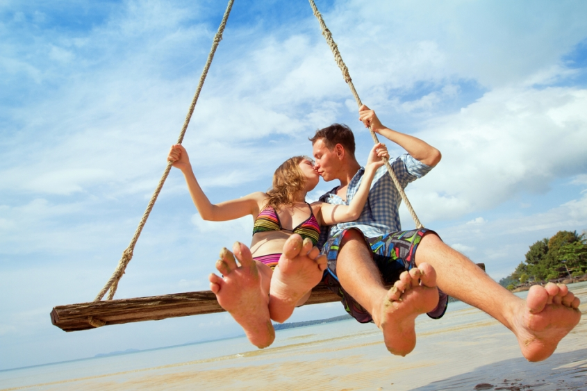 Honeymoon Trip in India Three Popular Travel Options