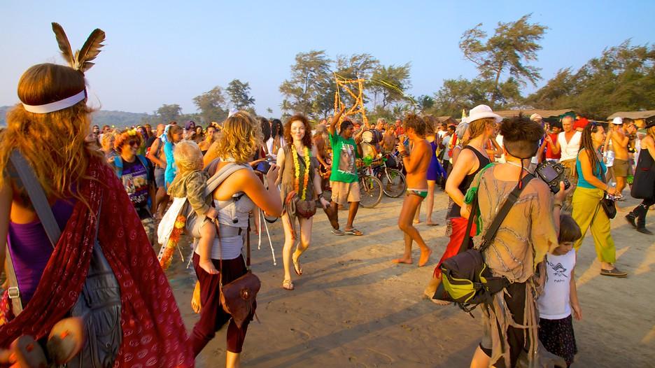Desire Baga Beach, Goa