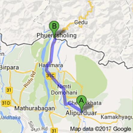 Map Alipur
