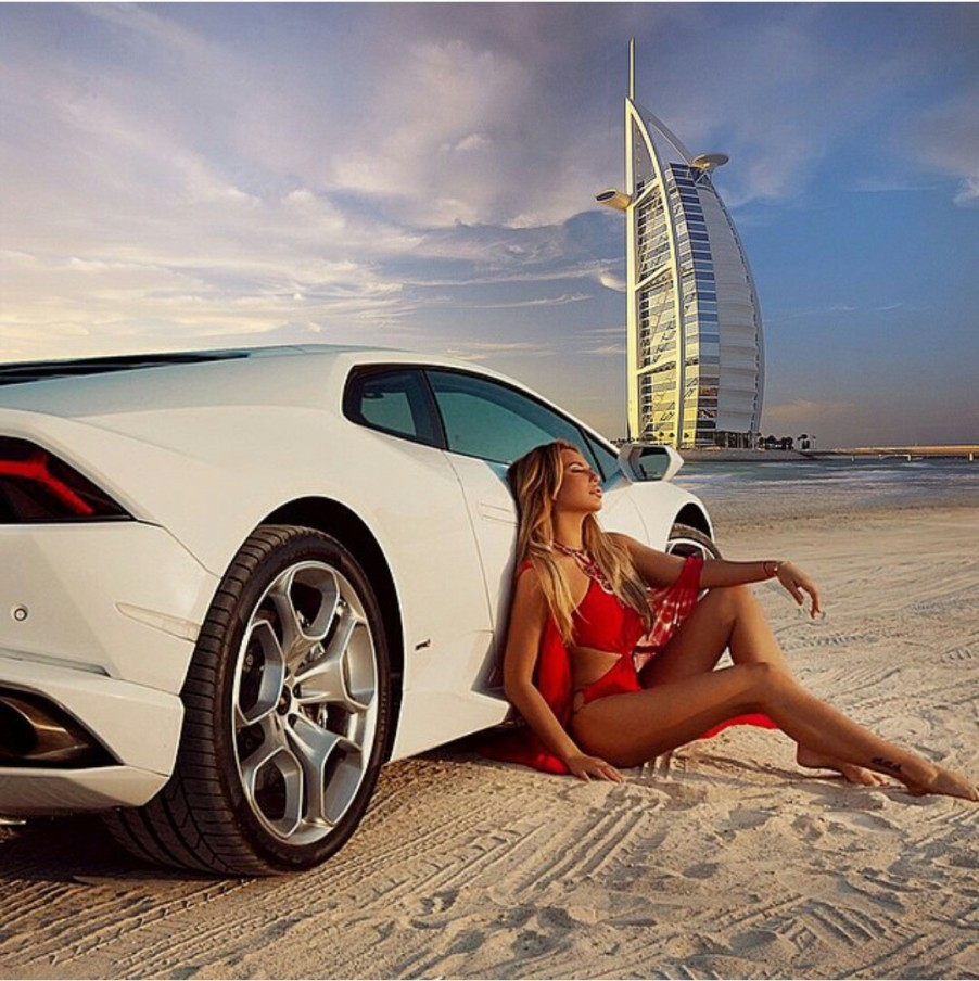 Luxury Dubai Honeymoon