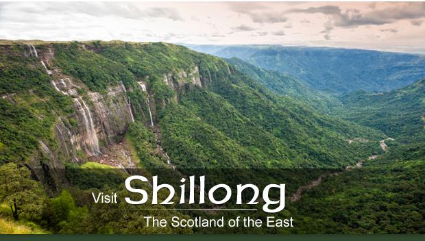 Shillong peak
