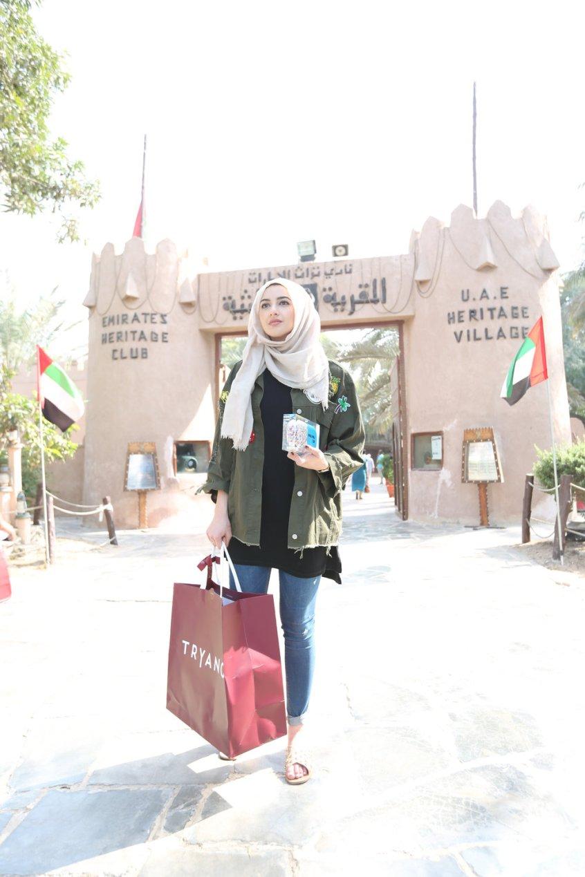 Abu Dhabi Heritage Cente