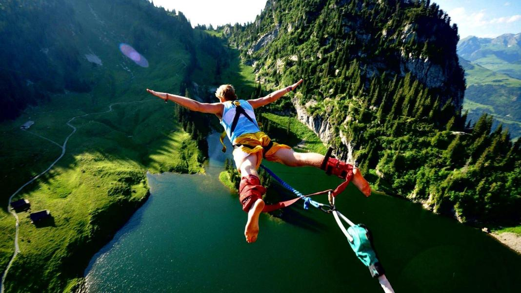 Bungee Jumping Tour in India