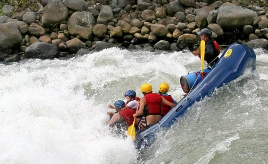 Rafting in Zanskar
