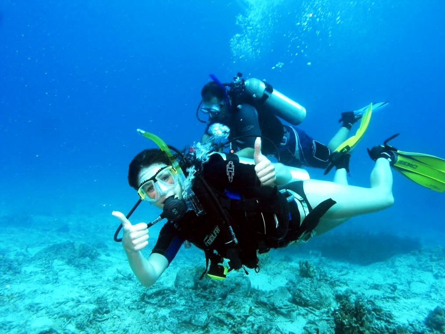 Scuba Diving Tour in India