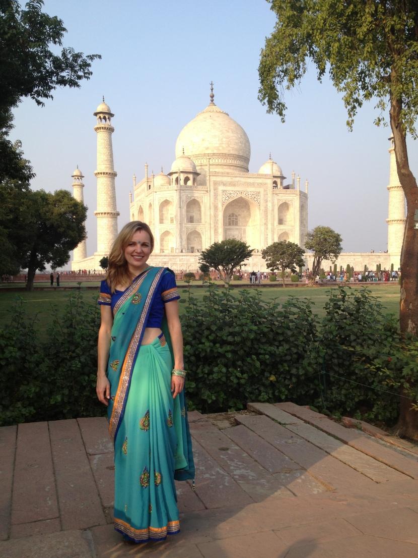 Tajmahal tours in India