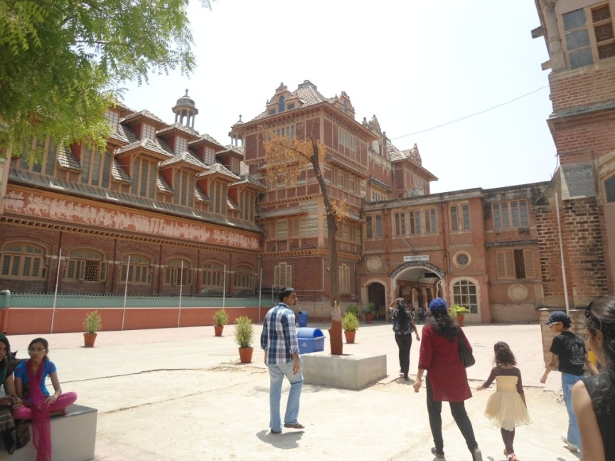 The Vadodara Museum