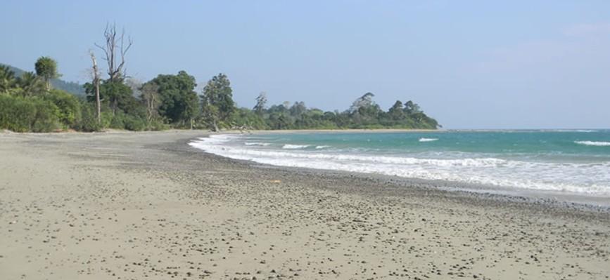 Aamkunj Beach, Rangat