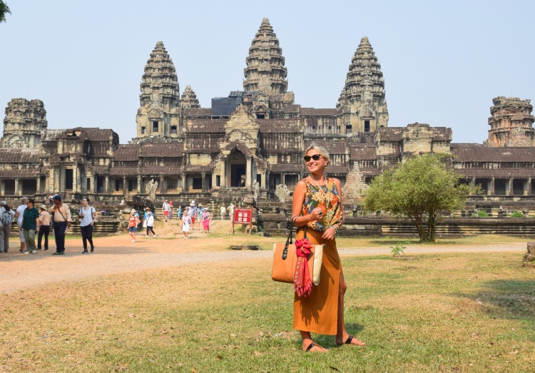 Top 10 Places To Visit In The World Before You Die - Angkor Wat: The Divine Inspiration
