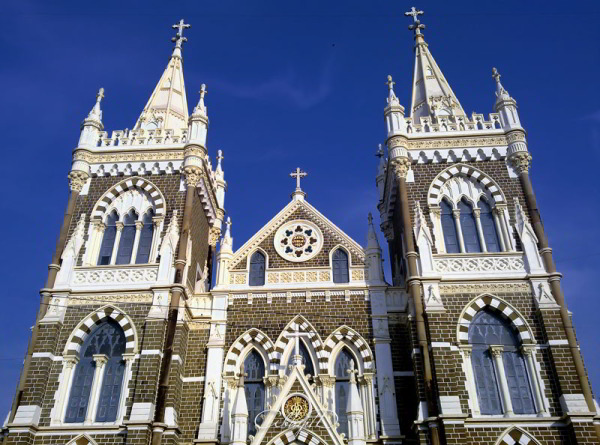 माउन्ट मेरी चर्च :