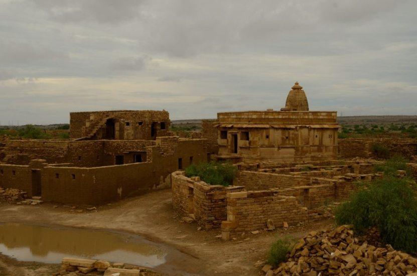 Ghost Town of Kuldhara, Rajasthan