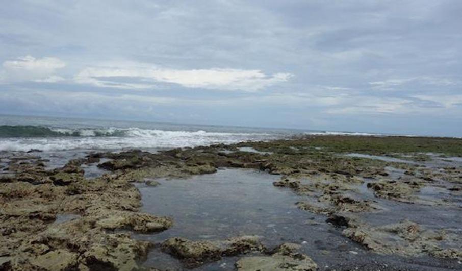 Lamiya Bay Beach, Diglipur