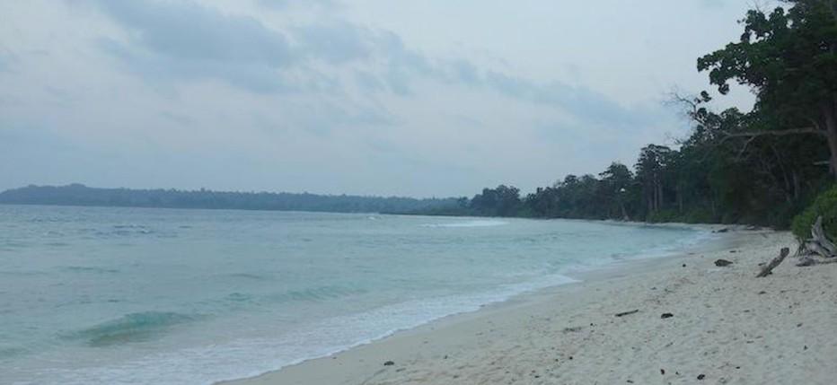Laxmanpur Beach, Neil Island