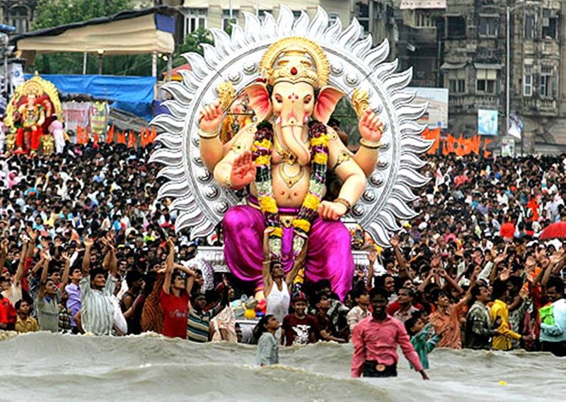 मुम्बई की पर्व और त्यौहार
