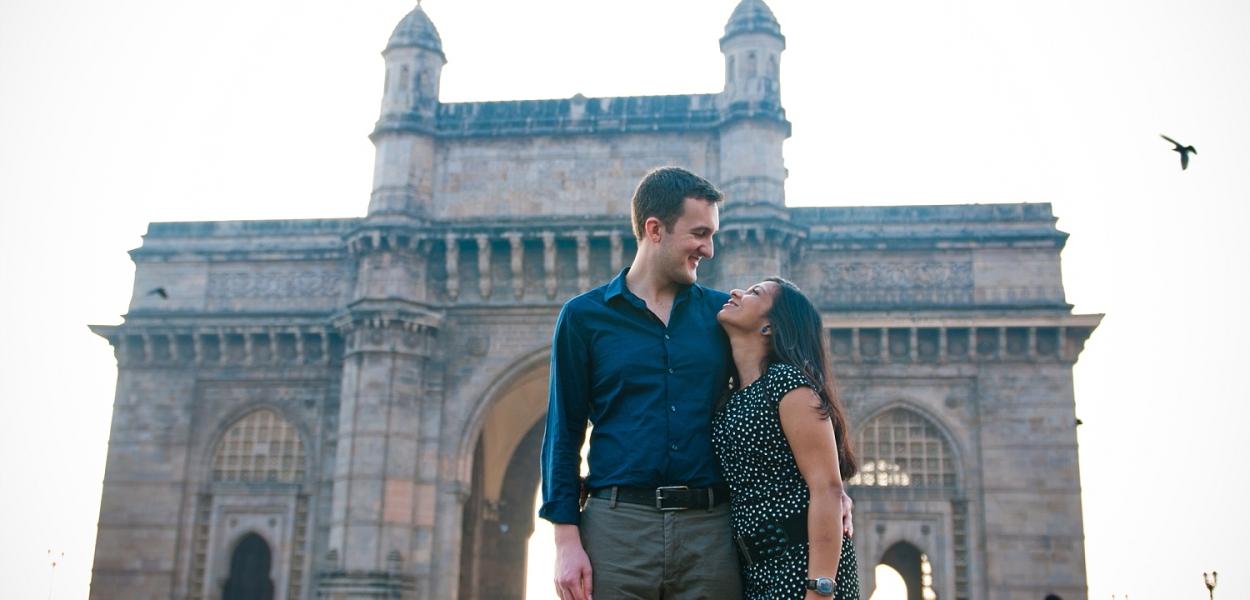 मुंबई एक मायानगरी है