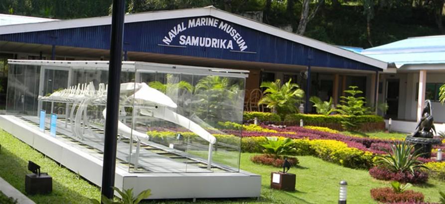 Samudrika Naval Marine Museum, Port Blair