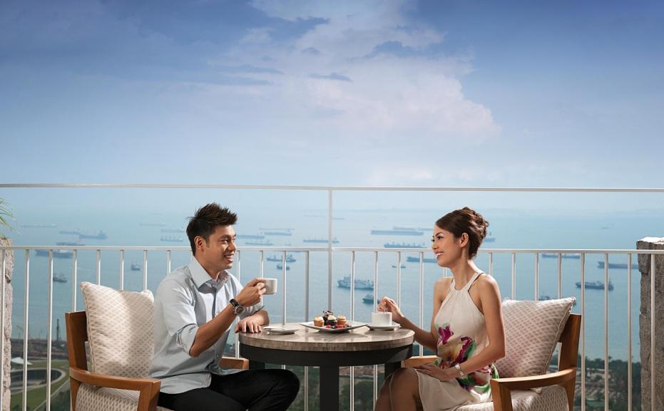 Singapore honeymoon