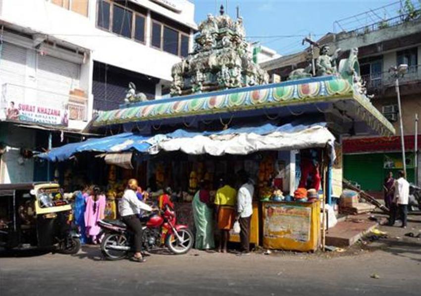 Sri Vetrimalai Murugan Temple, Port Blair