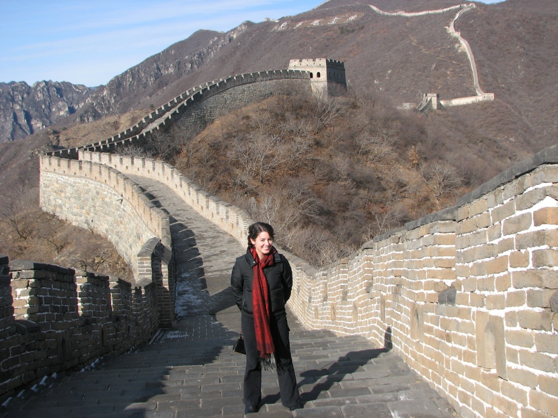 Top 10 Places To Visit In The World Before You Die - China's Great Wall: Legend of the Falls