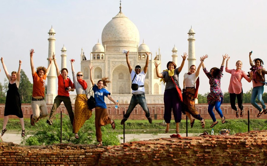 Top 10 Places To Visit In The World Before You Die - Taj Mahal: Timeless Wonder