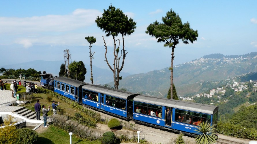 Darjeeling toy trains