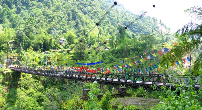 गंगटोक की सोलो यात्रा