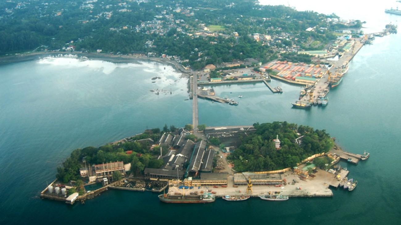 General information of Port Blair