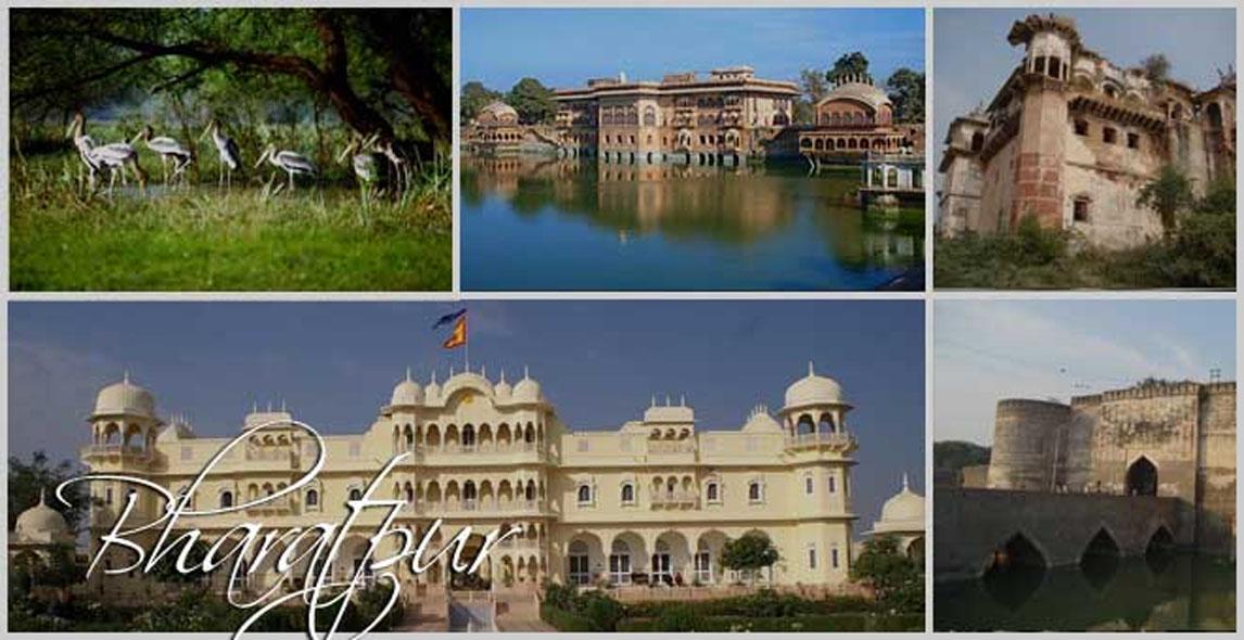 History of Bharatpur