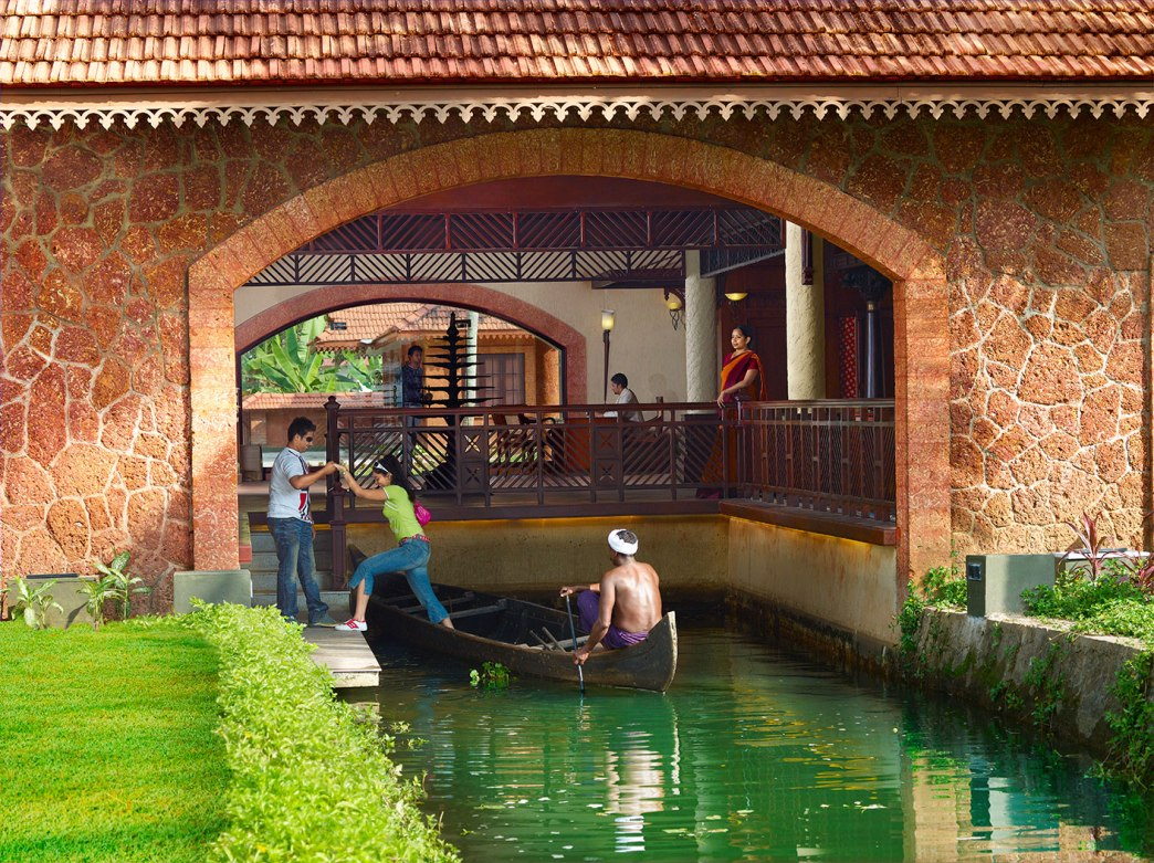 Kumarakom and Alleppey Resorts