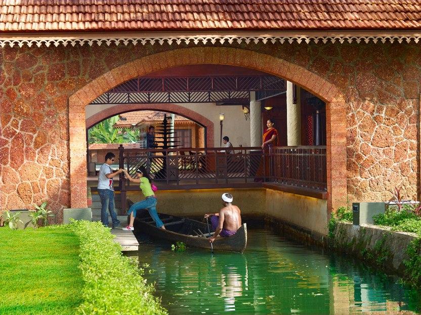 Kumarakom and Alleppey Resorts