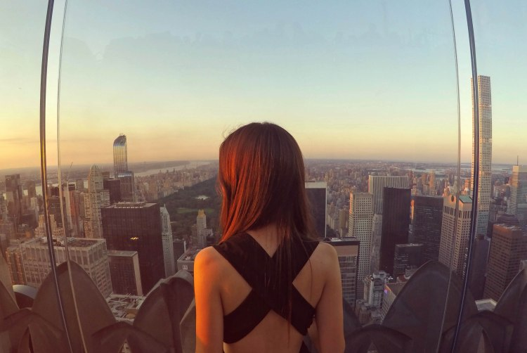 One Of The Most Beautiful Skylines Of The World