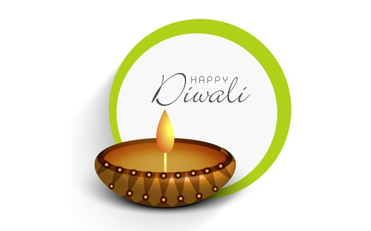 Diwali-Wishes-Diya-Background-Wallpaper
