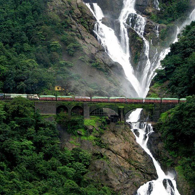 Langshiang Falls